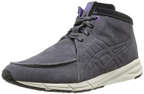 Onitsuka Tiger Burford, Herren Sneaker D.grey/D.grey