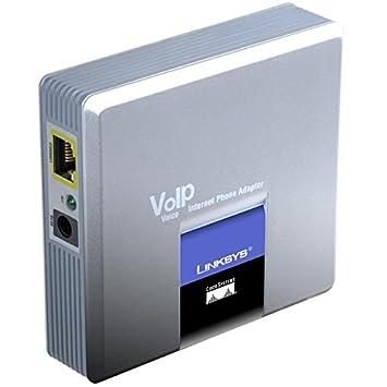 Unlocked Linksys SPA3000 Phone Adapter VoIP Gateway VoIP FXS FXO PSTN,No box