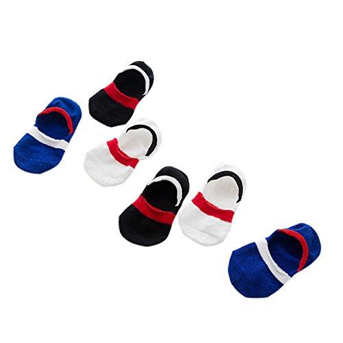 3 Pack Design Socks - 7