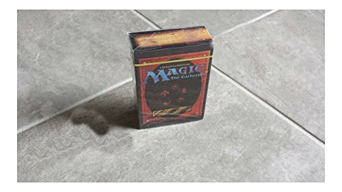 Tournament Starter Deck Box (Magic the Gathering 4th Edition Starter Tournament Deck Factory Sealed box New)