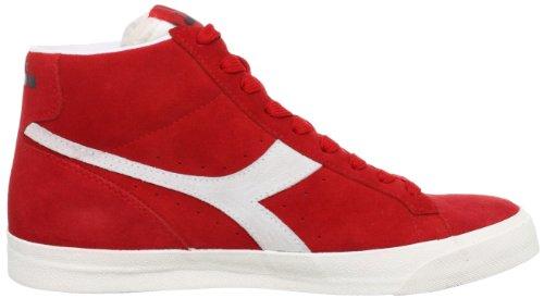 Alte In red Uomo white Camoscio Sneakers Scarpe Art S Diadora 270 H qwC6BE1W