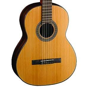 Cort Ac250 Nat Classical Guitar - Clear