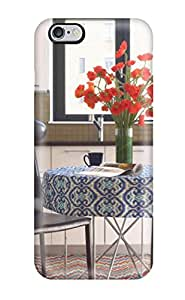 [JrSKICK5138ZZevI]premium Phone Case For Iphone 6 Plus/ Menswear-inspired Tweed In Modern Living Room Tpu Case Cover