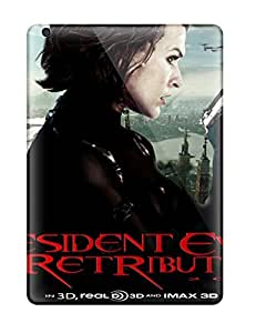 Snap-on 2012 Resident Evil 5 Retribution Case Cover Skin Compatible With Ipad Air