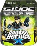 G.I. Joe The Rise of Cobra Combat Heroes Single Pack General Clayton Hawk Abernathy