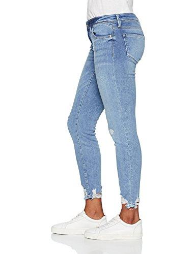 Mavi Serena Ankle, Vaquero Skinny para Mujer Blau (Light Brushed Glam 23773)