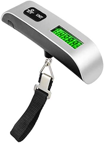 ULTECHNOVO Digital Hanging Luggage Scale Portable Handheld B