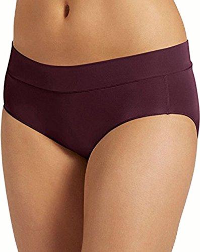 (Jockey Women's Underwear Line Free Look Hipster 1346, Pinot Purple,)