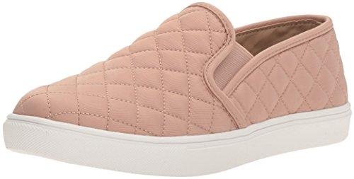 Steve Madden Women's Ecentrcq Sneaker, Blush, 8.5 M (Steve Gold Shoes Madden)
