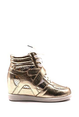 Baskets Chaussure Scratch Effet Tennis Mode et Femme CHIC Brillant en Compensée NANA Lacet qOnpZSwxR