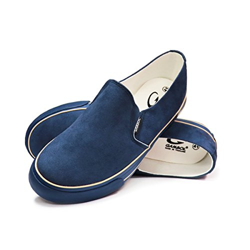 Gambol Mens Slip-on Shoes - Stile Ezy Navy