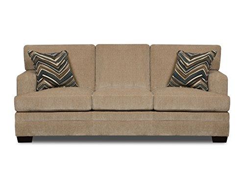 Simmons Upholstery Sassy Barley Sofa