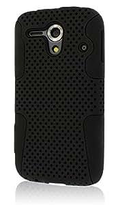 Empire Mpero Fusion M - Carcasa para Kyocera Hydro Edge C5215, color negro