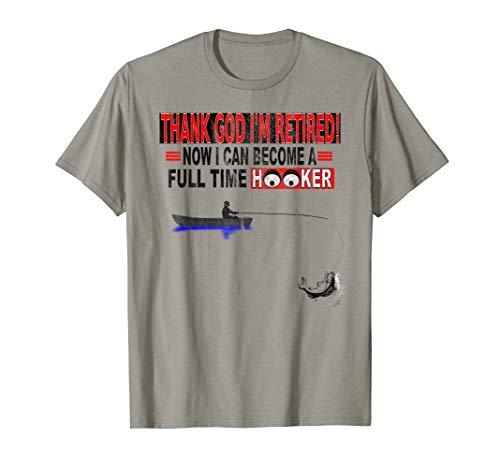 (Fishing Funny Shirt Graphic Tees Novelty Sarcastic Dad Lake)