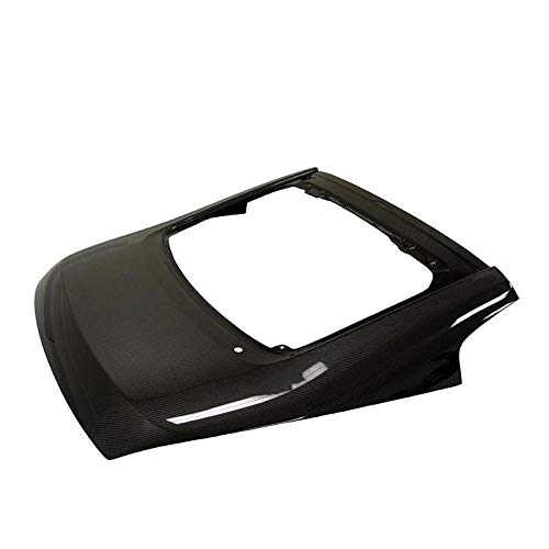 Seibon 02-08 Nissan 350Z OEM Carbon Fiber Trunk Lid (tl0205ns350hb) (Fiber 350z Oem Carbon Nissan)