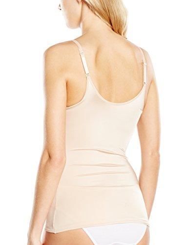 Magic Bodyfashion Luxury Camisole - Lencería moldeadora Mujer Latte