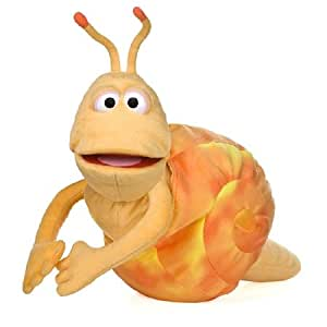 """18"""" Silly Snail, Animal Hand Puppet"""