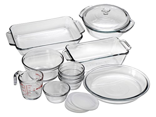 8 oz baking dishes - 5