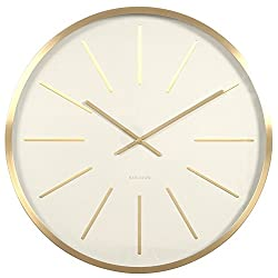 Karlsson Modern Wall Clocks KA5579WH