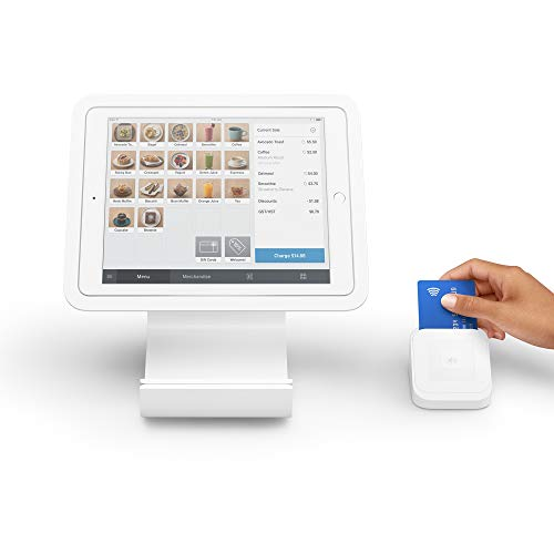Square Stand for contactless