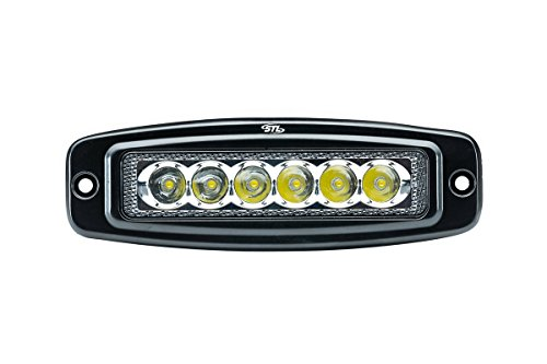 Foco rectangular LED 7.5 de montaje empotrado Carbine-Z Off Road