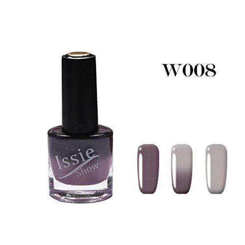 - 14ml Temperature Change Nail Polish Color Temperature Control Nail Oil 36 Color