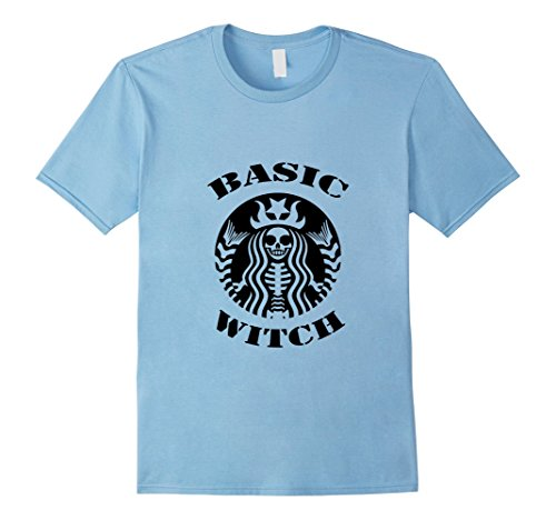 Mens Funny Basic Witch Simple Halloween Costume T-shirt Medium Baby (Simple Basic Halloween Costumes)