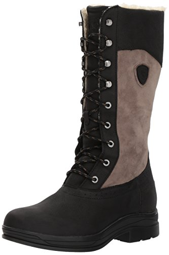 Ariat Women's Wythburn H2O Insulated Country Boot, Black, 8 B US by Ariat