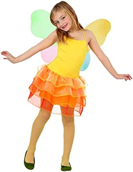 Atosa-23486 Disfraz Hada, color amarillo, 3 a 4 años (23486 ...