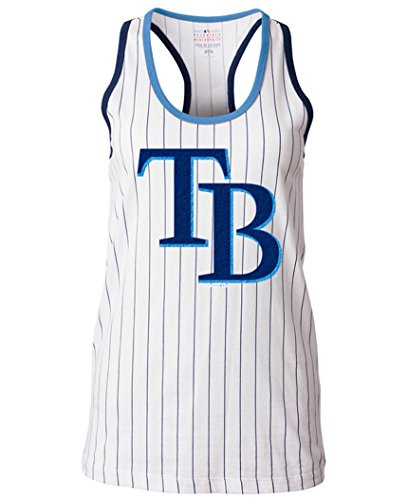Tampa Bay Rays 5th & Ocean by New Era Women's Tank Top.