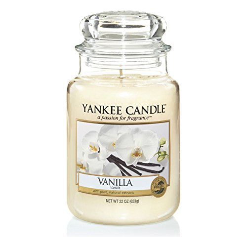 Yankee Candle Vanilla - 22oz Large Jar ()