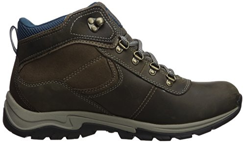 Mont Femmes des Lthr Maddsen Timberland le Chaussure WP Pewter Mid xnwFBpq
