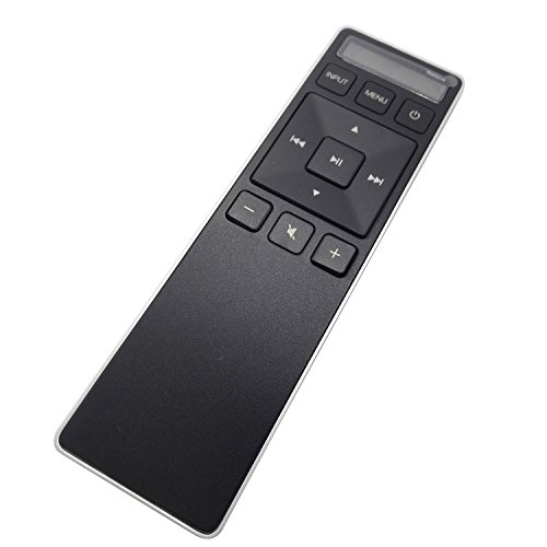 Beyution New XRS551-C Remote Control With Display for Vizio SB3851-C0 SB3851-C0M SB4051-C0 SB4551-D5 Sound Bar