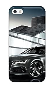 New Premium Flip Case Cover Audi Rs7 19 Skin Case For Iphone 5/5s