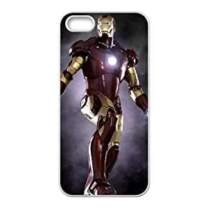 Iron Man iPhone 4 4s Cell Phone Case White T4520505