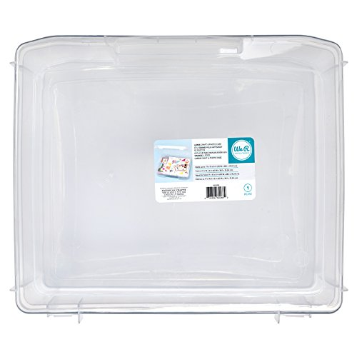 We R Memory Keepers 660268 17 x 15 x 6 Case Photo Bins, Large by We R Memory Keepers
