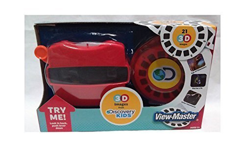 VIEW-MASTER VIEWMASTER 21 3D images DISCOVERY KIDS Dinosaurs marine safari NEW by Unbranded from Unbranded