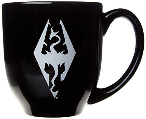 Skyrim coffee mug black 41Ya4Xo8zAL