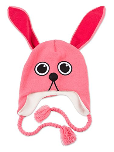A Christmas Story Men's Bunny Peruvian, Pink, One (Christmas Story Hat)