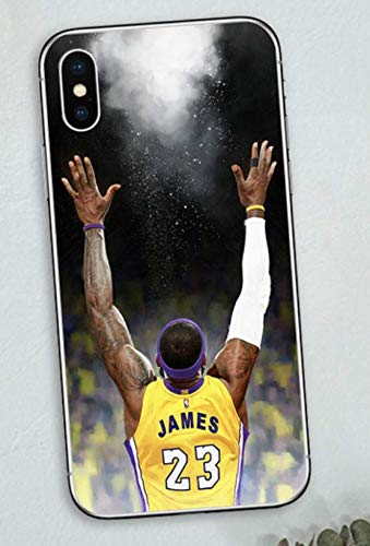 coque iphone 8 nba james
