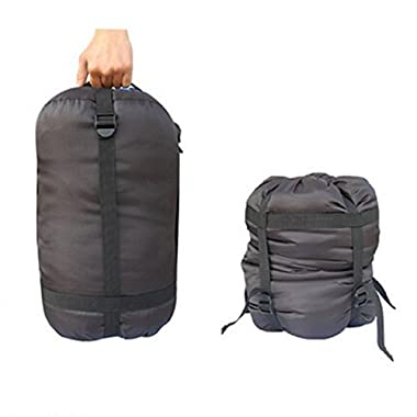 CAMTOA Nylon Compression Sacks Bag Sleeping bag Stuff Storage Compression Bag Sack