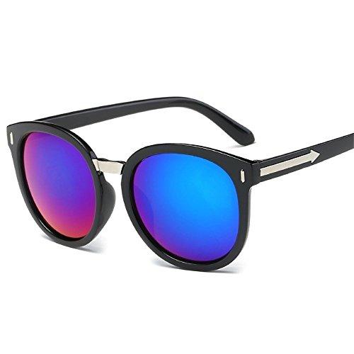 personnalisées sauvages rondes Lunettes cadrées Un soleil de de 6 soleil Shop de lunettes soleil lunettes Lunettes OXaxwz