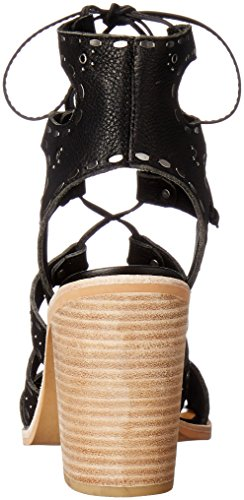 Leather Black Women's Vita Dolce Lyndie WIztIdqxwn