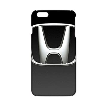 Honda Logo Hd Wallpapers 3d Phone Case For Iphone 6 Amazon