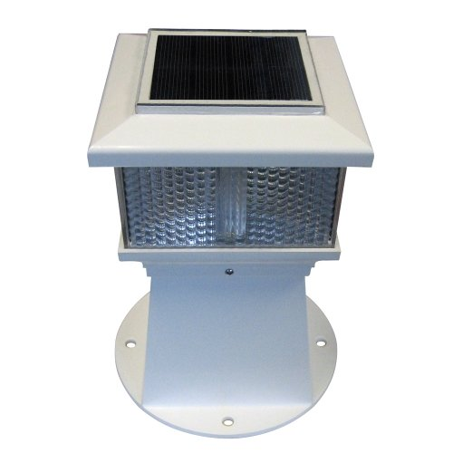 DOCK EDGE Dock Edge Solar Piling Light / 96-264-F / by Dock Edge