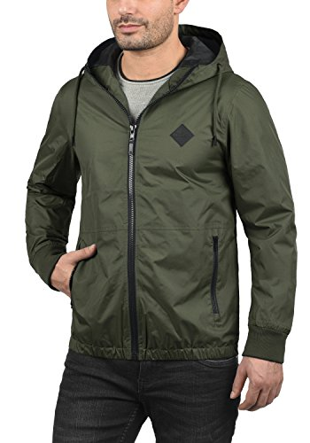 Dusty Da Giacche Matt Green A Vento Blend 70595 Uomo w76RYA