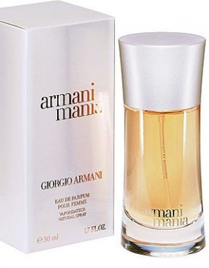 - Giörgio Armäni Maniå Perfüme For Women 1.7 oz Eau De Parfum Spray (new version white box)
