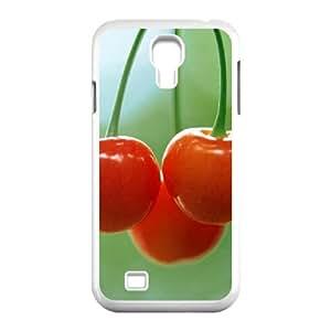 AKLPHONECASE Cherry Pattern Plastic Hard Case For Samsung Galaxy S4 i9500 [Pattern-3]