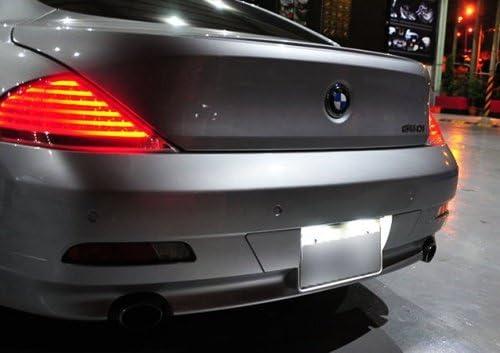 BMW 1/' SERIE 6/' i3 Z4 E81 E87 F20 F21 F06 F12 F13 LUCE TARGA LED JS