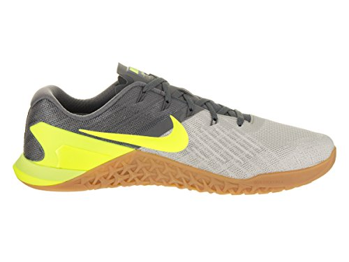 di 3 – Dark Metcon Light Volt Grey grey Nike Nike pale q8x4wgEEX5